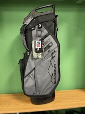 New listing Sun Mountain C-130 Cart Bag 2021 - Black/carbon - NEW! - FREE SHIPPING!