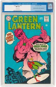 Green Lantern #61 (Jun 1968, DC Comics) CGC 9.4 NM | Golden Age Green Lantern
