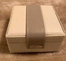 Dulwich Designs Leather Jewellery Box