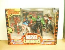 Marvel Legends Young Avengers 4 pack Box Set 2006 Toy Biz NIB Sealed
