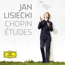 Chopin Etüden-op.10+op.25 von Jan Lisiecki (2013)