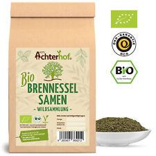 Bio Brennesselsamen getrocknet 500g Brennnessel-Samen aus kbA vom-Achterhof