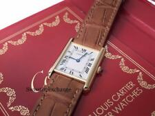 CARTIER TANK LOUIS  18K YELLOW GOLD  23mm X 30mm with CARTIER CERTIFICATE !!!