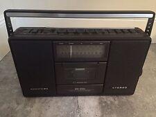Grundig RR 450 Stereo Radio Kassettenrekorder RAR Vintage Top