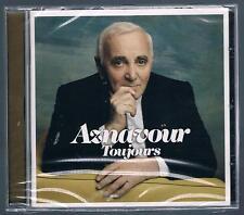 CHARLES AZNAVOUR TOUJOURS CD NUOVO F.C. SIGILLATO!!!