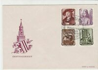 german democratic republic 1955 stamps cover ref 19223