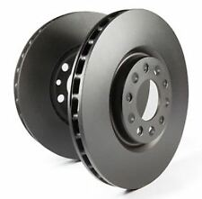 D1984 EBC Standard Brake Discs Rear (PAIR) fit CITROEN PEUGEOT