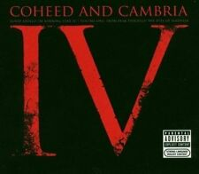 Coheed and Cambria - Good Apollo,I'm Burning Star IV (with SLIPCASE) SONY CD OVP