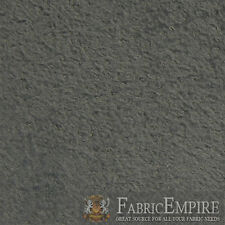 """TITANIUM Synergy Suede Headliner Upholstery Fabric 1/8 Foam Backed 60""""W Sold BTY"""