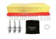 Productos Triumph para la toma de aire y la distribución de combustilbe para motos Triumph