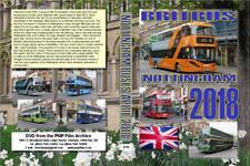 3794. Nottingham. UK. Buses. April 2018. Never seen so many new buses flood the