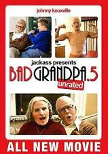 Jackass Presents: Bad Grandpa .5 (DVD, 2014)