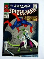 Amazing Spider-Man #44 2nd Lizard Appearance!