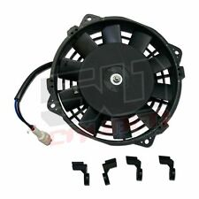 High Flow Cooling Fan Motor 12V 80W OEM Specs Yamaha Kodiak 4 X 4 2000 2001 USA