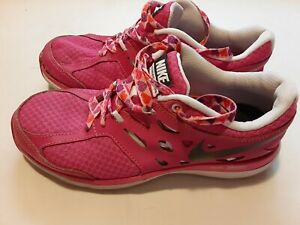 NIKE DUAL FUSION LITE (GS) girl's youth size 5Y~ATHLETIC SNEAKERS (599295-602)