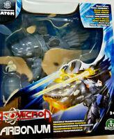 Atomicron Carbonium Atom Veicoli Trasformabili - Giochi Preziosi