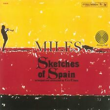 "Miles Davis - Sketches Of Spain (NEW YELLOW 12"" VINYL LP)"