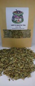 Lady's Mantle (Alchemilla Vulgaris) Herb Loose Tea 50g Women Tea Free UK P&P