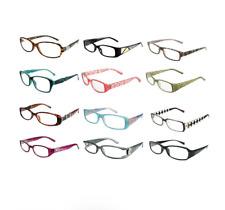 Designer Reading Glasses Womens 4 Pair Lot Readers new +1.00 to +3.50 Strength