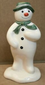 Royal Doulton The Snowman Gift Collection - The Snowman Money Box DS 19 -1990