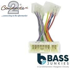 Ct20ns02 Nissan MICRA 2000-2004 Car Stereo Radio ISO Wiring Harness Adaptor Lead