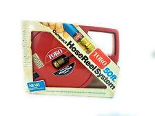 "New Vintage Toro Compact 50 Portable Hose Reel System 5/8"" x 50' Hudson Wi Rare"