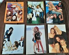 More details for 16 x spice girls photographs / cards 90's girl power