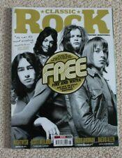 Classic Rock Magazine 210: Free, Van Halen, Aerosmith etc.