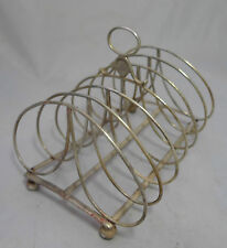 Georgian Silver Toastrack Soloman Hougham London 1807 169g