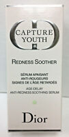 Dior Capture Youth Redness Soother Age-Delay Serum 1oz/30ml New Sealed