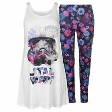Pyjama Sets Regular Star Nightwear for Women