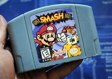 Parody N64 Super Smash Bros Cart Soap: Handmade cartridge soap, Christmas gift