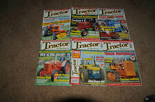 TRACTOR AND MACHINERY MAGAZINES (6 for sale) January-June2006