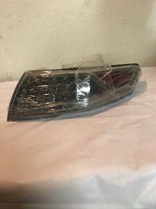 """2003-2008 INFINITI FX35 & FX45 SPORT RIGHT/PASSENGER SIDE OEM TAIL LIGHT """"BLACK"""""""