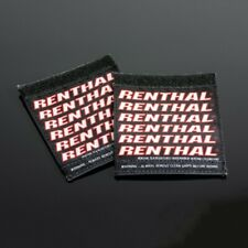 Renthal Clean Grip Covers for Road / MX / Race - Motorcycles (Pair) (G190)