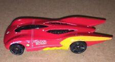 Mattel Hot Wheels Car Red W4512 1186 Mj I Nl Dc Comics
