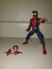 Marvel Legends Spiderman figure Venom BAF wave Loose RARE
