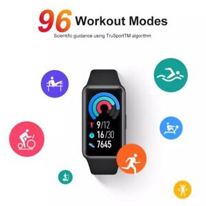 Huawei Band 6 Smartband Blood Oxygen Heart Rate Tracker Sleep monitoring