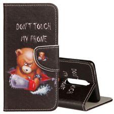 Schutzhülle Motiv 21 für Nokia 8 2017 Tasche Hülle Case Zubehör Cover Etui Neu