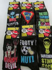 Unbranded Novelty, Cartoon Singlepack Socks for Men