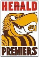 Hawthorn Hawks Australian Football Memorabilia