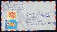 Mayfairstamps Nicaragua Air Mail to Circulo Internatcional Costura Cover wwe_989
