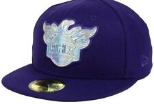competitive price d9126 550fc Phoenix Suns New Era NBA Iridescent 59Fifty Fitted Hat Cap (Size 7 1 8