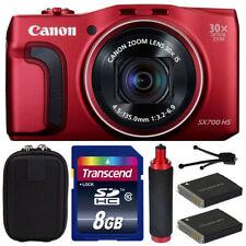 Appareils photo numériques rouge Canon