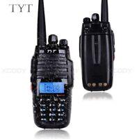 TYT TH-UV8000D 10W Ham Transceiver Walkie-Talkie Dual Band Dual Display FM Radio