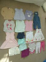 Girls Large Summer Bundle 18-24 Months Gap, f&f, dresses, tops, bottoms