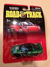 98-02 Green Pontiac Firebird Trans Am WS6 PACE CAR T-tops Diecast Die Cast 1:64