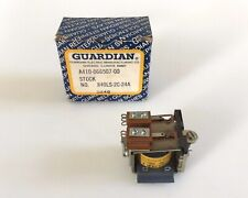 Guardian Electric 840LS-2C-24A  Latching Relay  A410-066507-00, New Surplus