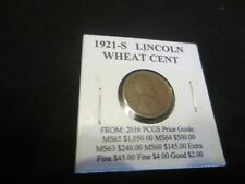 1931-S Lincoln Wheat Cent  Better Date