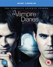 The Vampire Diaries - Season 7 Blu-ray 2016 Region